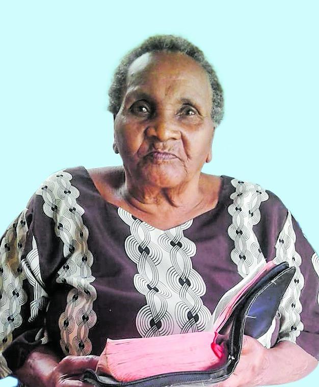 Deborah Wacheghu Mwavua