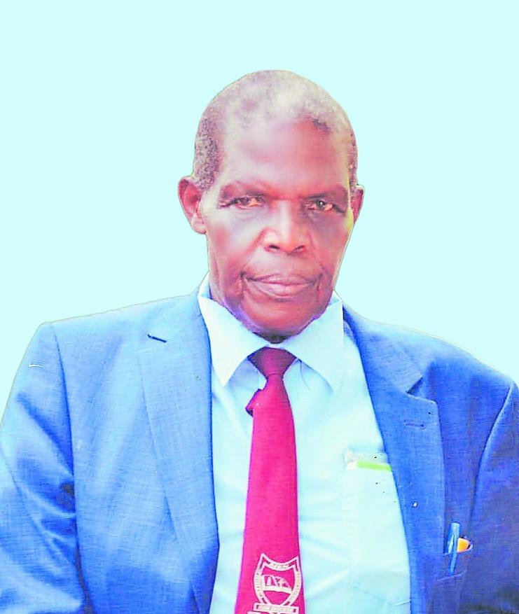 Mzee Lucas Ayega Nyakeyo (Emori ya Tata)