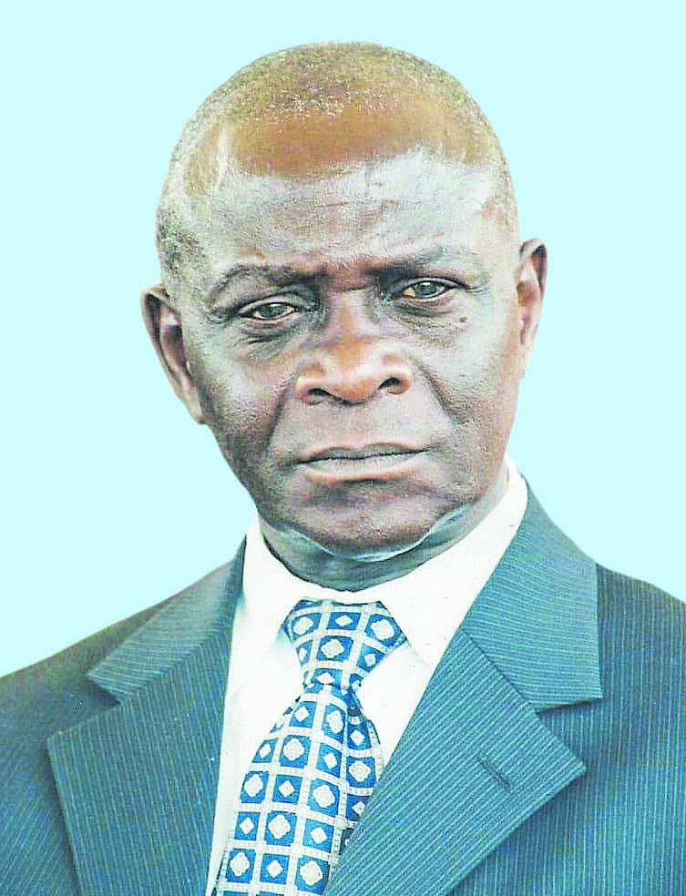 Patrick Kaibung'a M'itaru