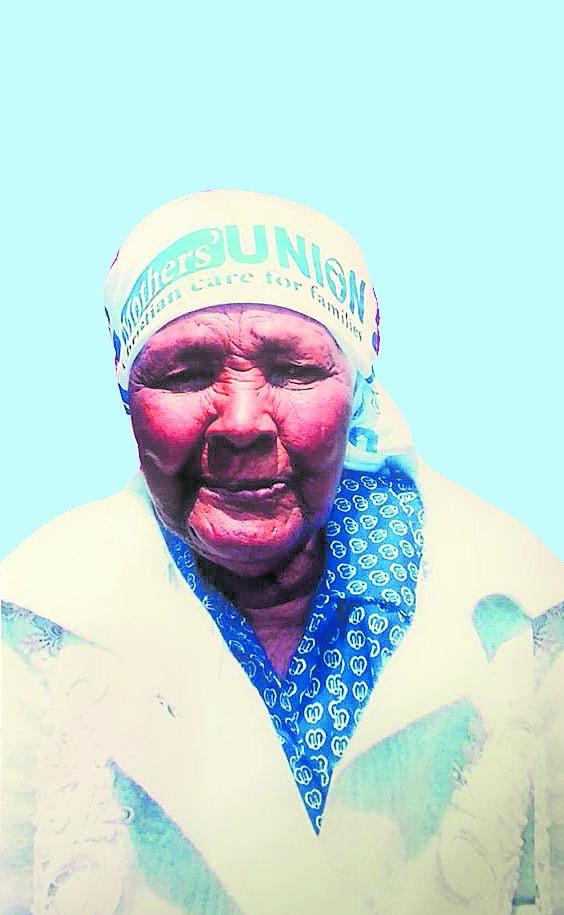 Maitu Tabitha Wangui Ngenga