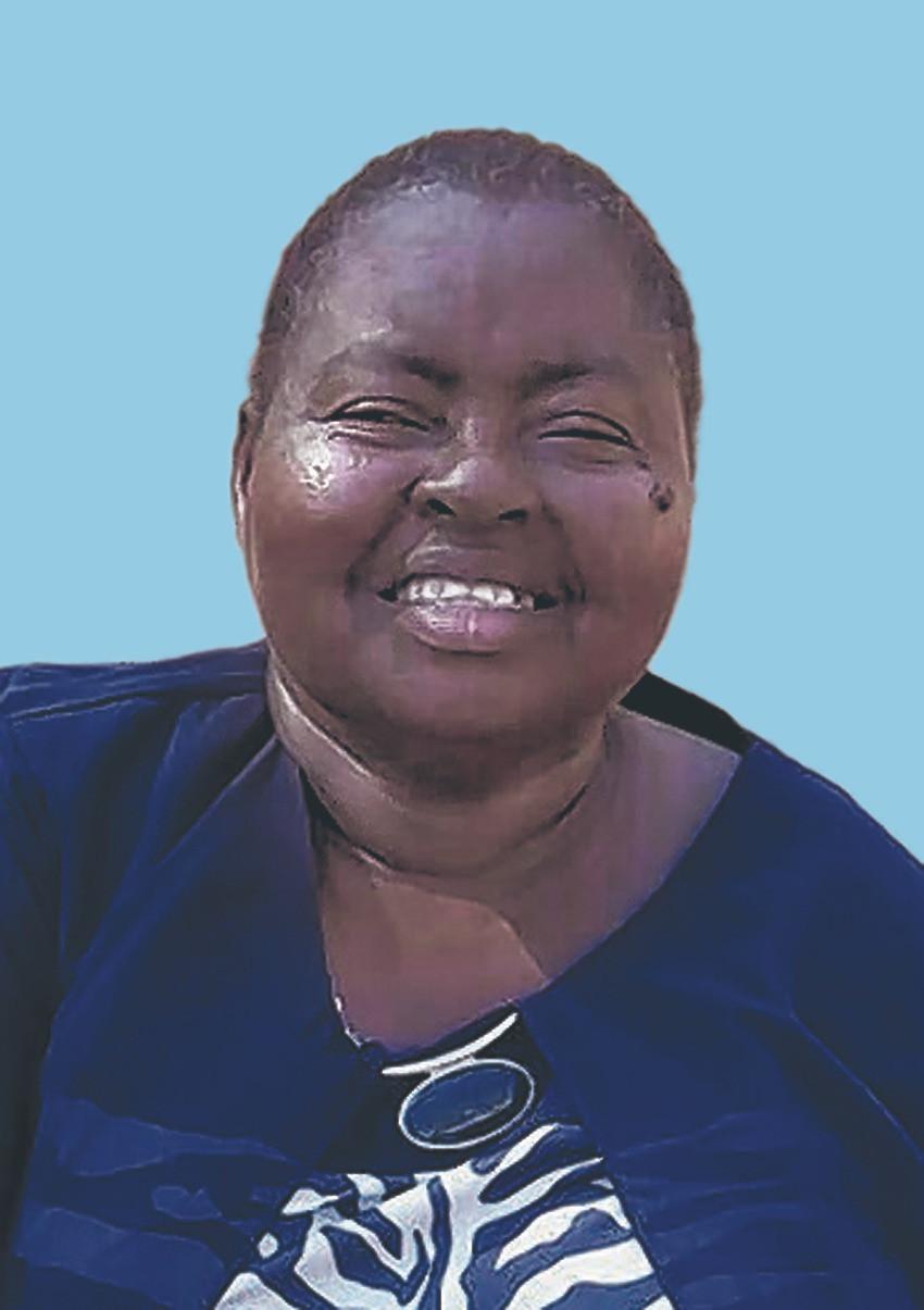 Jedidah Martha Mwania