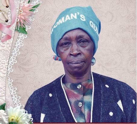 Edith Nyathira Ndorongo