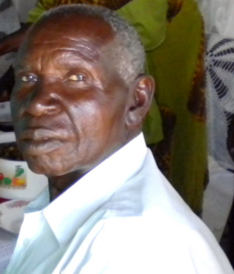 Lay Reader John Wellington Ouko Oyundi