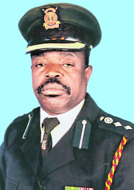 S.S.P (Rtd)  Stephen Wesonga Maloba