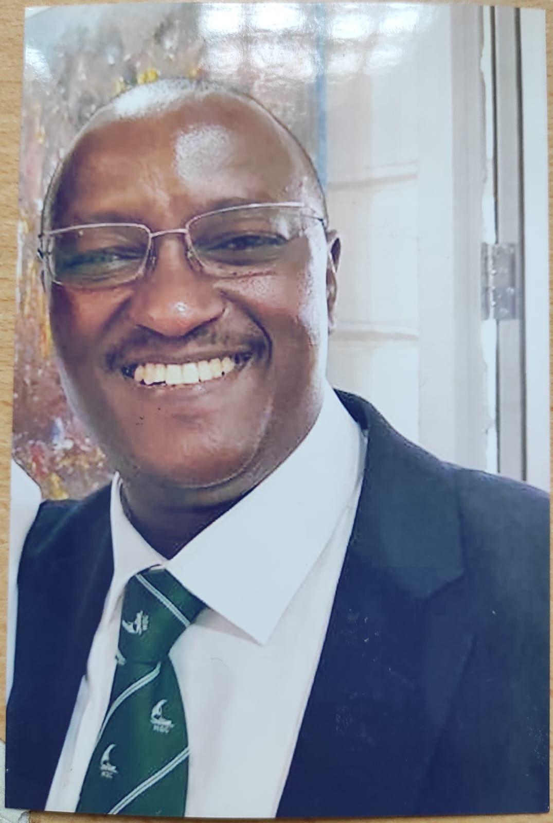 Mark Gicho Mbua Kamau