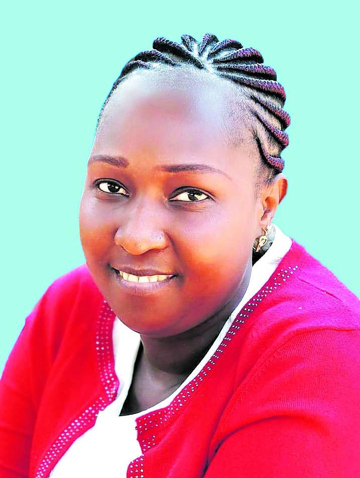 Eunice Wairimu Muchiri.