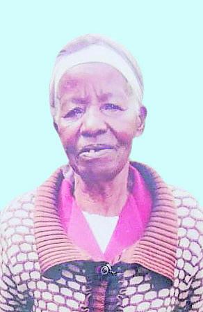 Tabitha Kwamboka (Mobunde) Agaki
