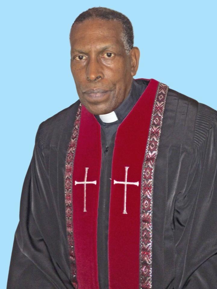 Rev. Michael Ngeru Kamau