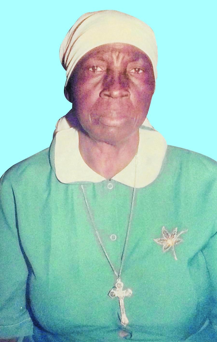 Magdalena Odhiso Ngolo