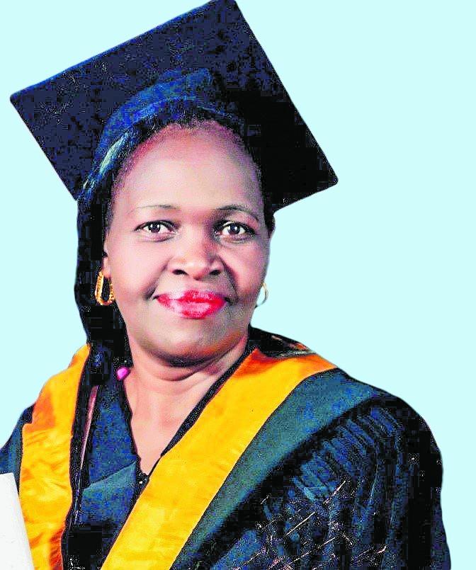 Veronica Njoki Mawira