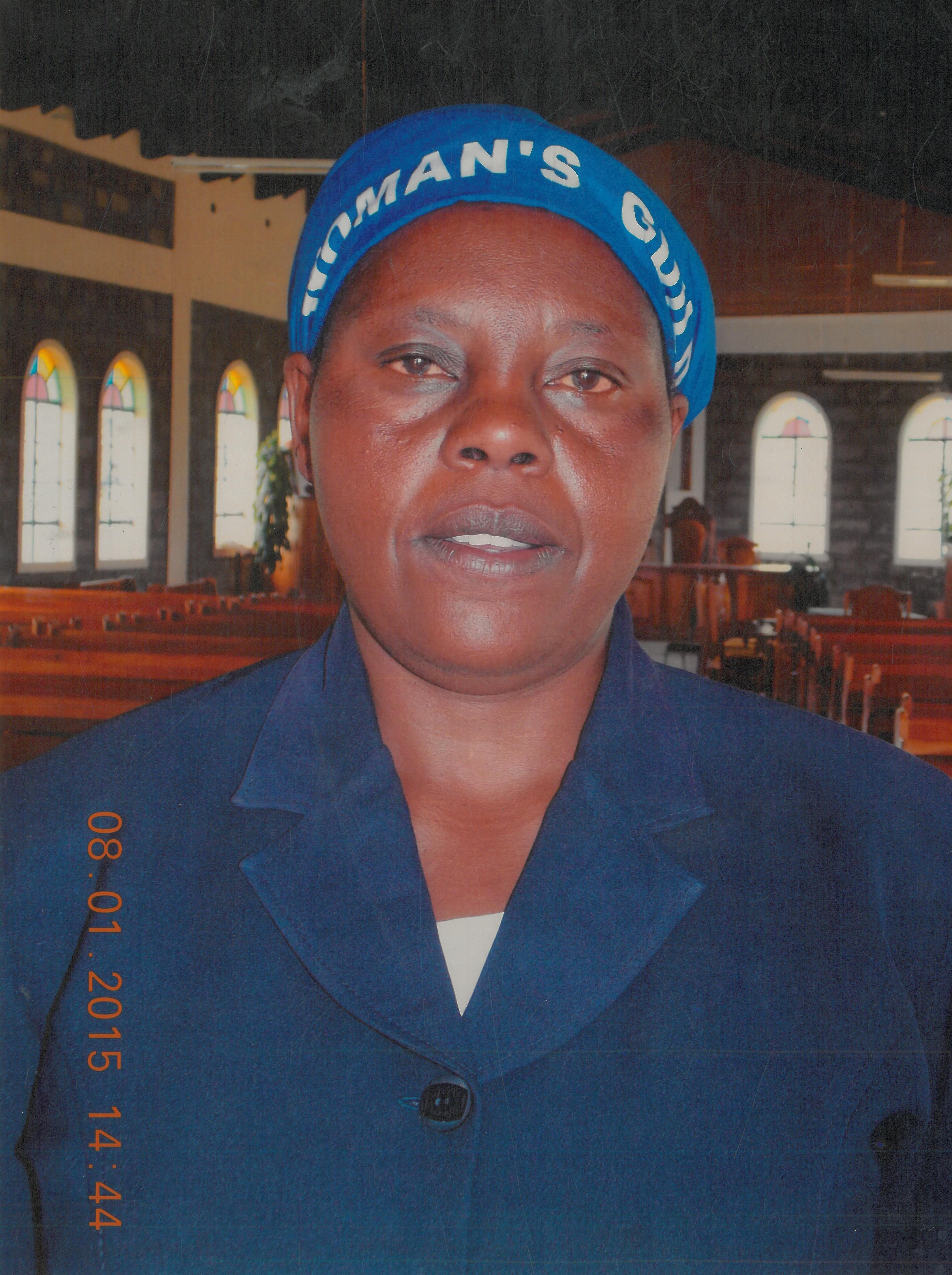 Lucy Wanjiru Ng'ang'a