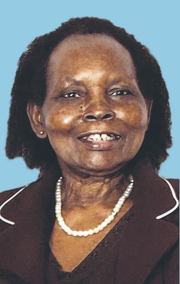 """Hannah Wairimu Mwangi """"Nyina wa Gakenia"""""""