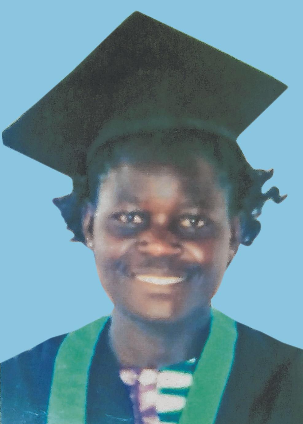 Daphine Nanguti Mumaraki