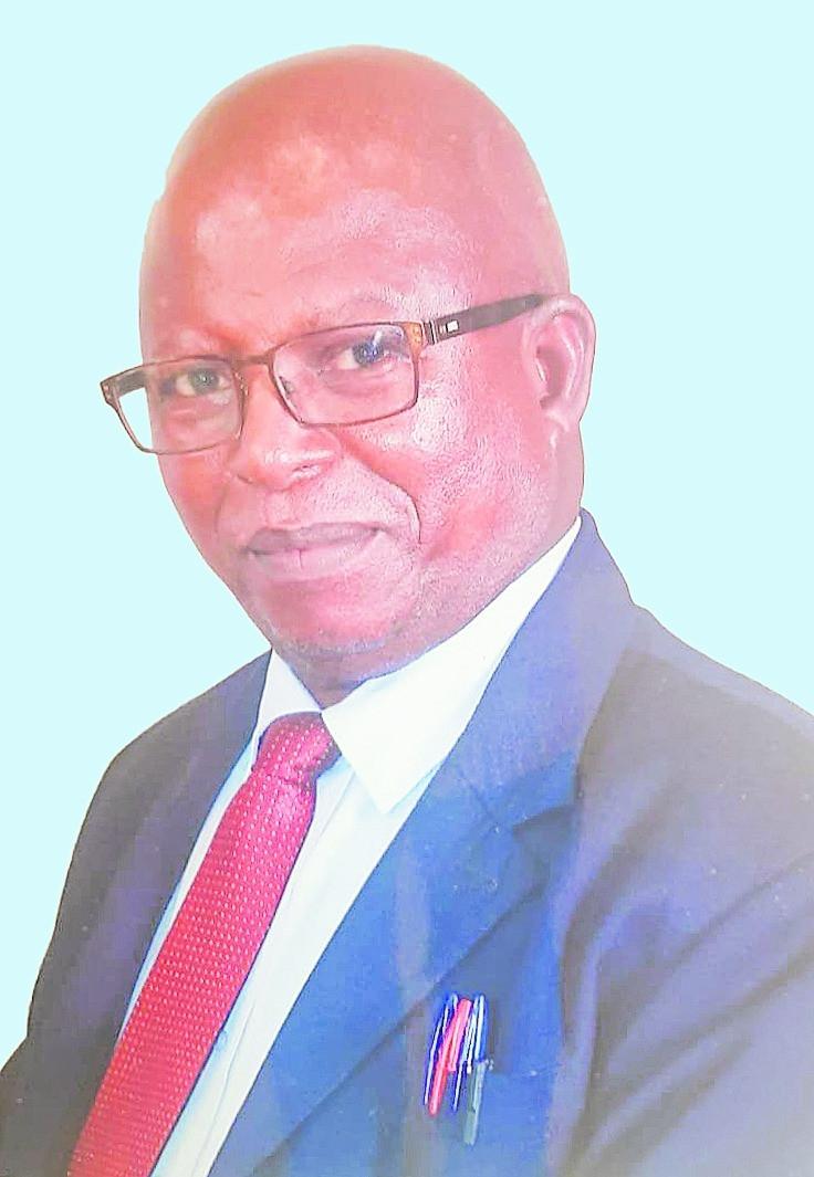 Dr. Stephen Kimotho Karanja