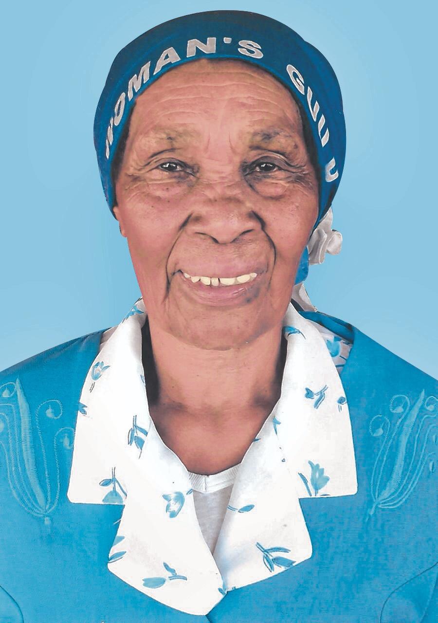Phyllis Njoki Kibera