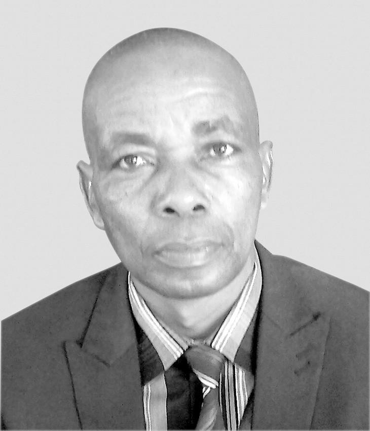 James Miranyi Makone (Rtd WO1 KDF)