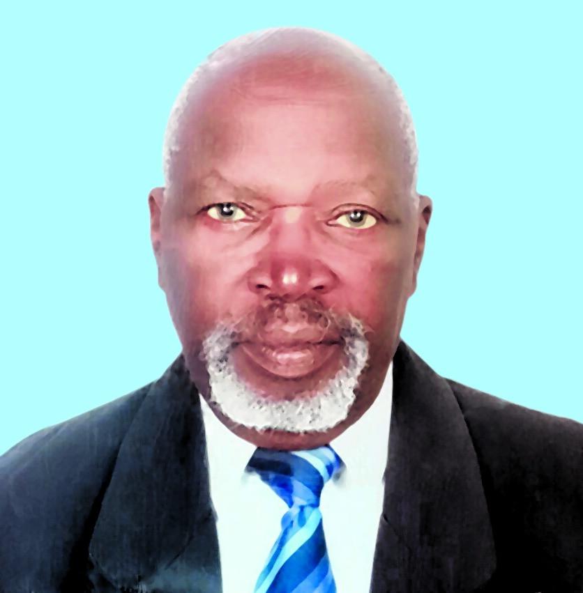 Jeremiah Nyamu Mwamisi
