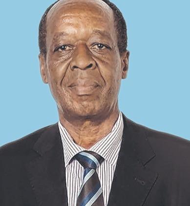 Elder Peter Njuguna Mereka