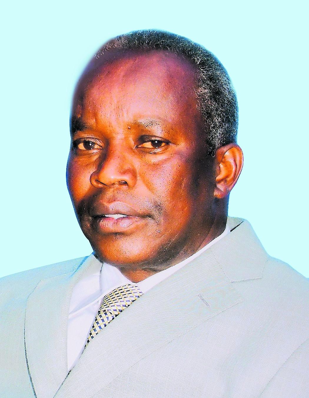 Davis Muthondu Mukuria