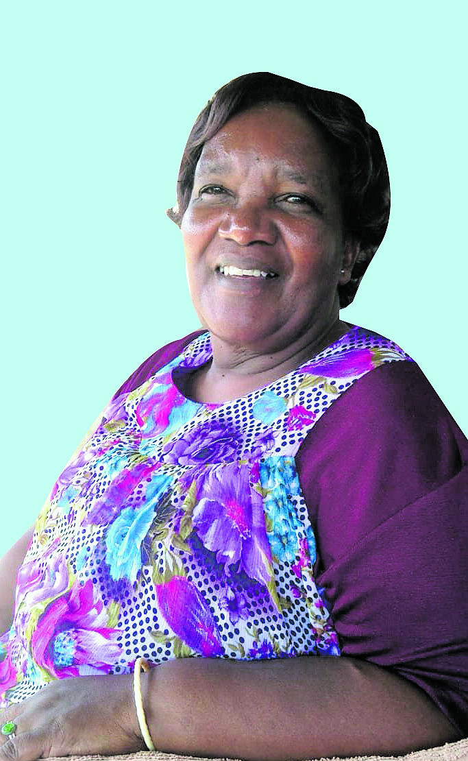 Mrs Jane Syombua Nzii (Mama Tom)