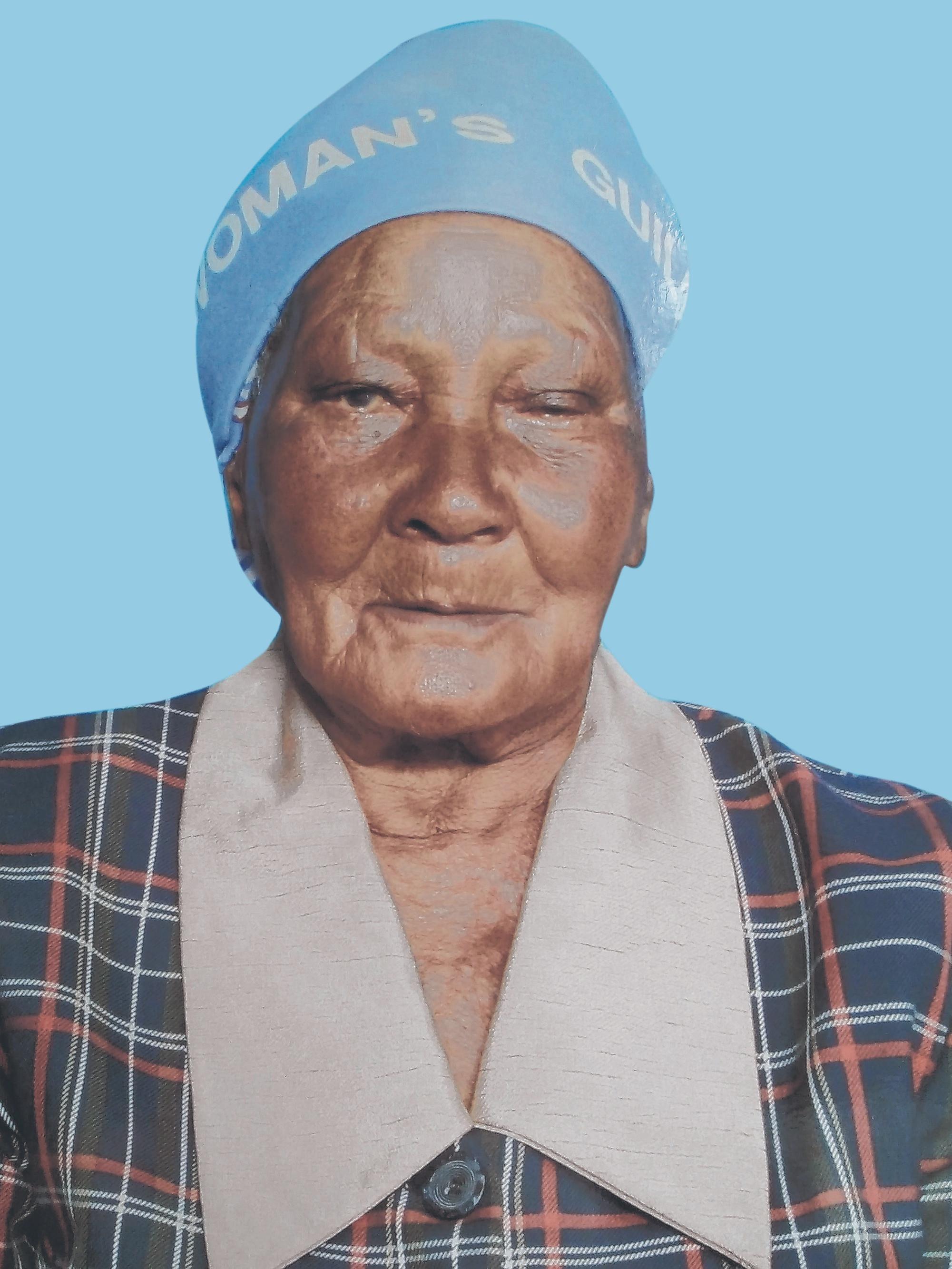 Gladwel Wanjiru Kahiu