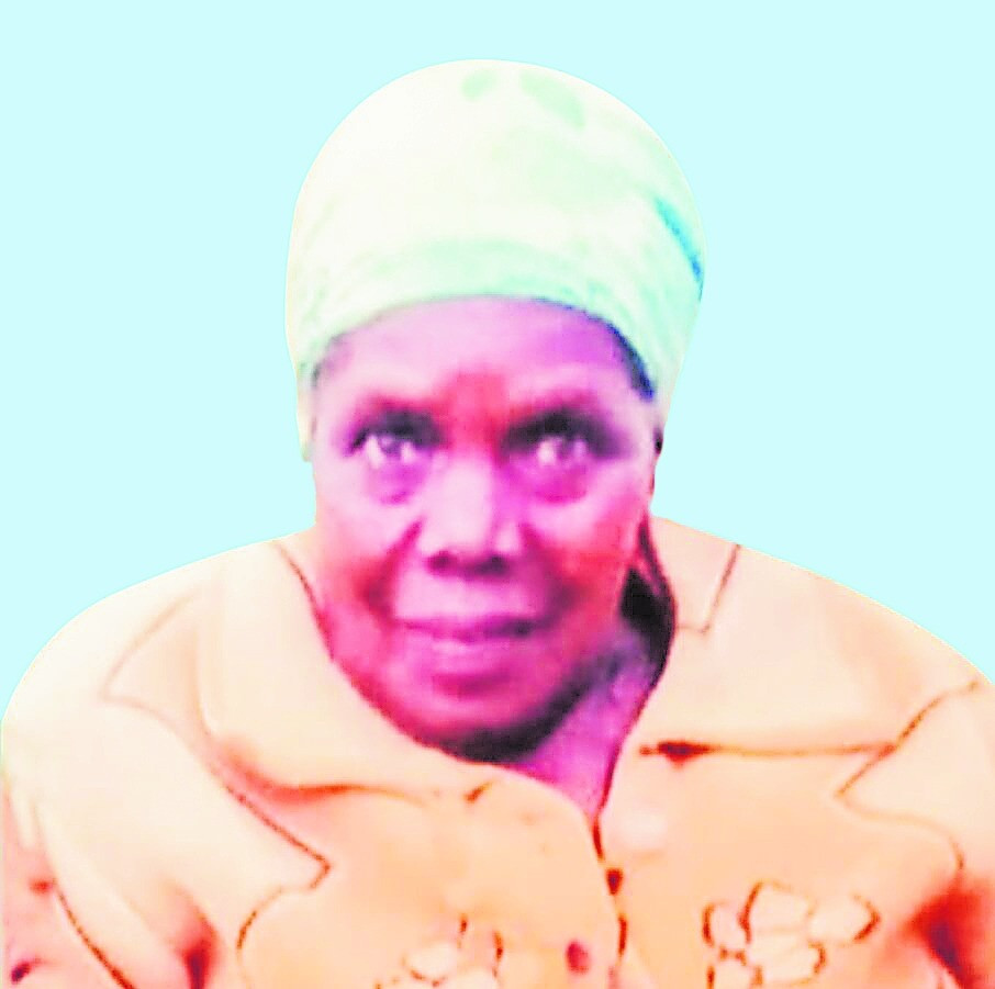 Mary Cecilia Wanjiru Ngatia