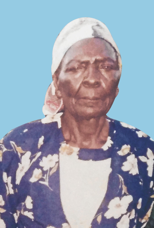 Ruth Wambui Ngugi