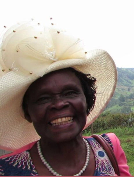 Sarah Wairimu Mbatia