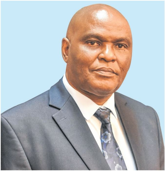 Mr. Timothy Gideon Wambua Mutiso, HSC