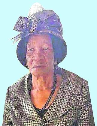 Cucu Mary Mwihaki Kamau