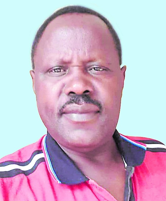 Benson Muchina Mburu
