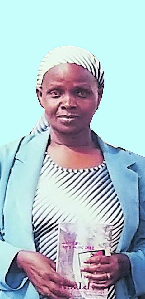 Anastasia Mbele Waita (Mama Nduku)