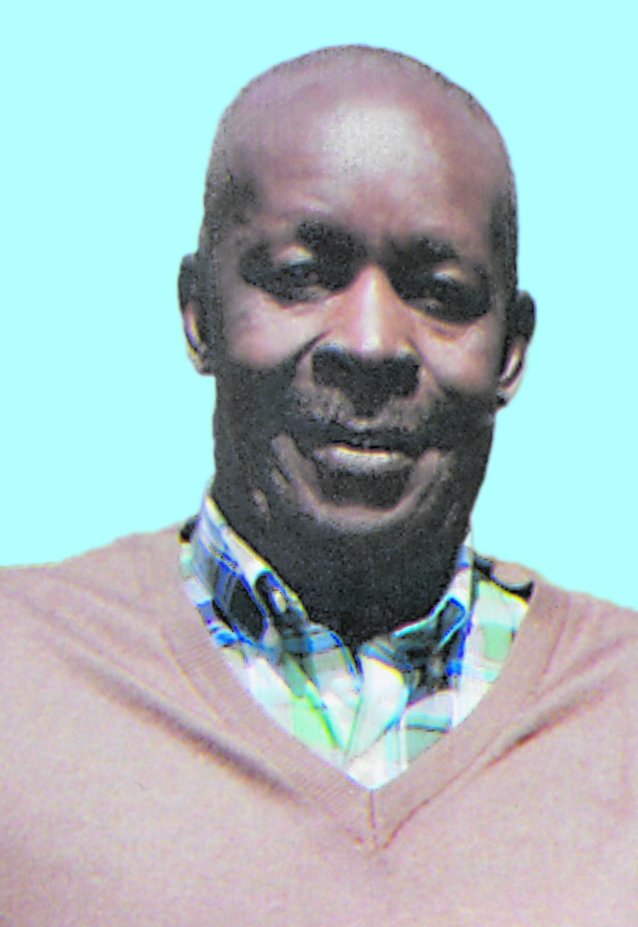 Peter Njenga Ngunjiri