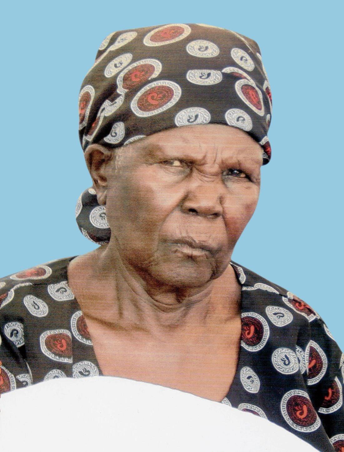 Mama Damaris Abeka Ogal
