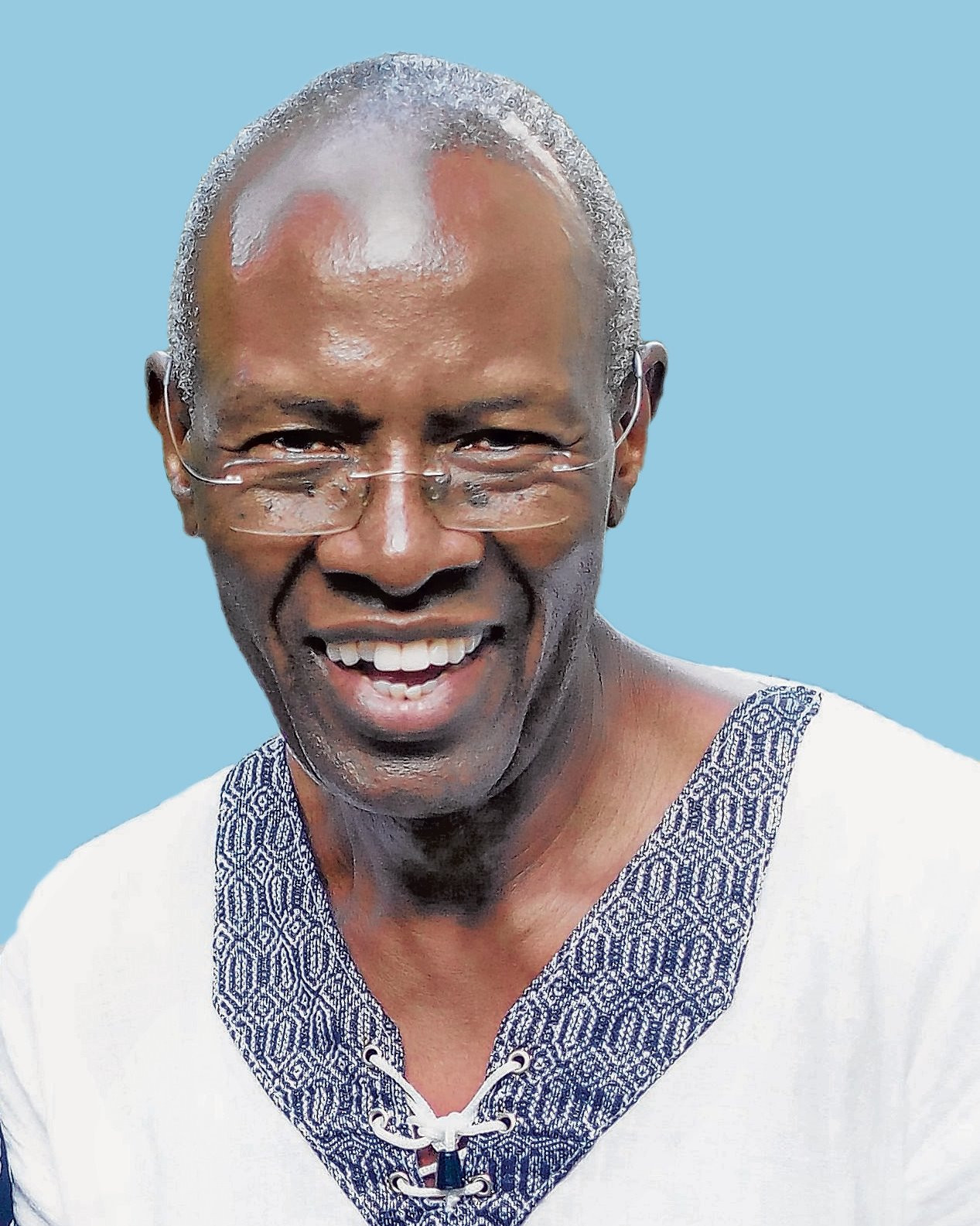 Prof.  James William Onjua Oyieke