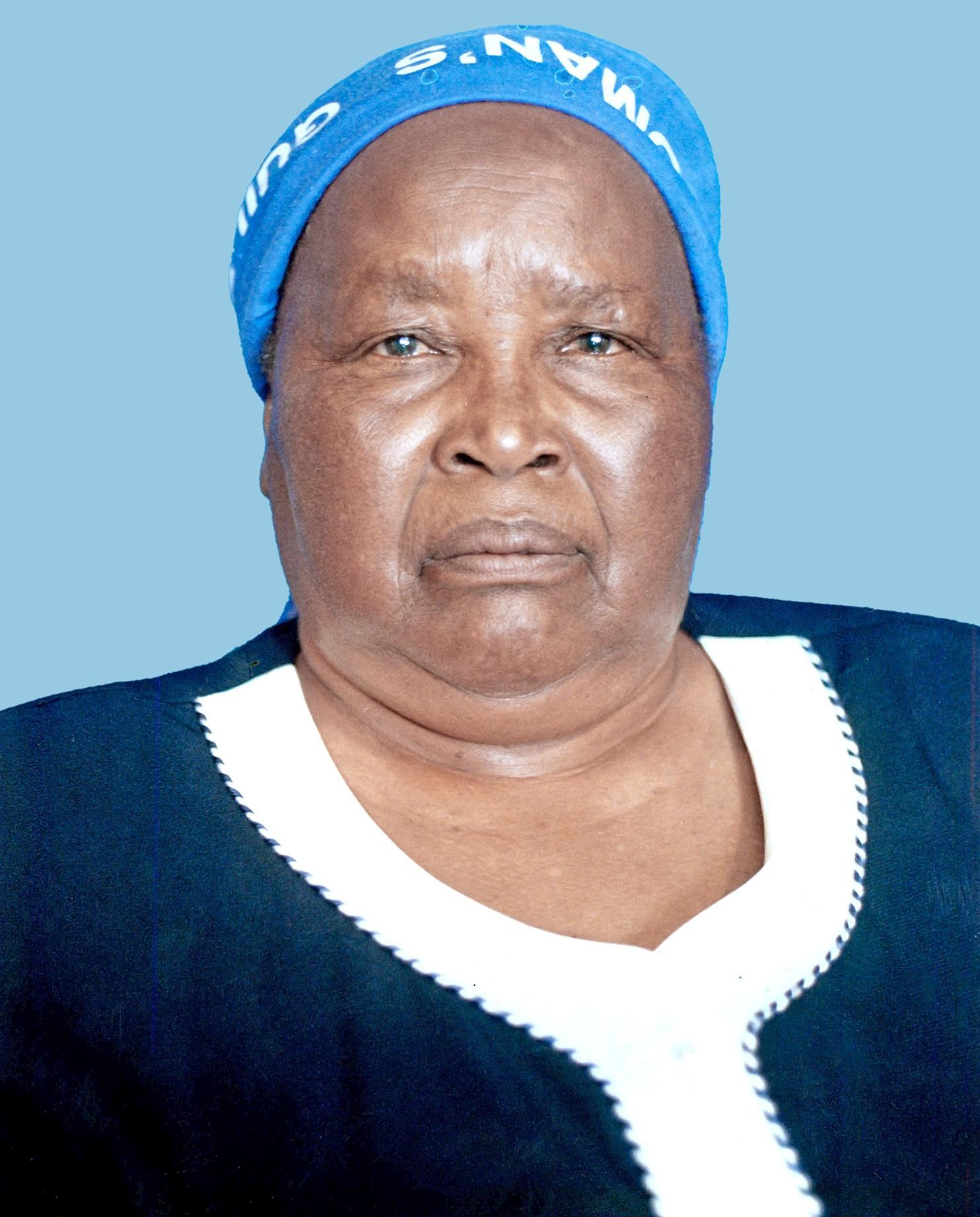 Ruth Nyambura Chuchu