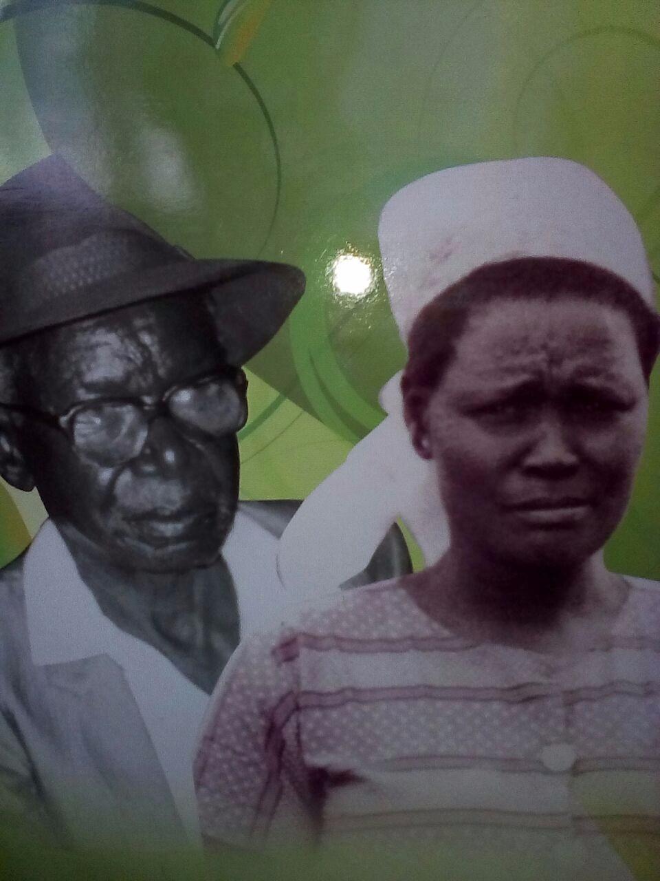 Joseck Soita Wasike & Marisella Nekesa Wasike